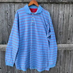 Finish line polo style shirt size 4XL GUC
